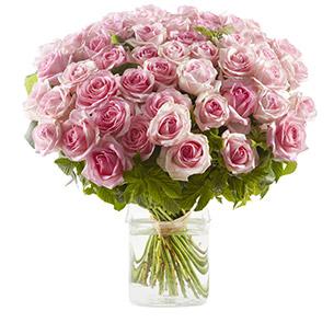Bouquet de fleurs Délicatesse Collection Prestige