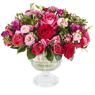 Bouquet de fleurs Audacieuse Collection Chantal Thomass