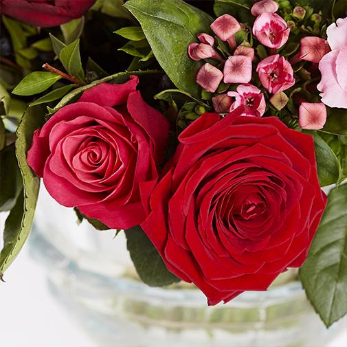 Bouquet de fleurs Audacieuse