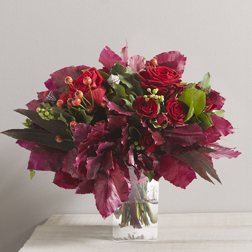 Bouquet de fleurs Crépuscule