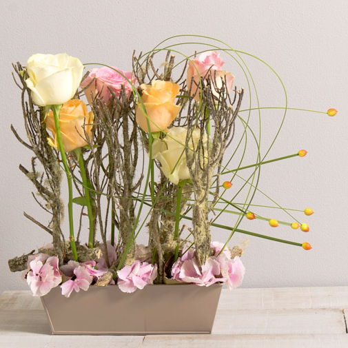 Bouquet de fleurs Elfe