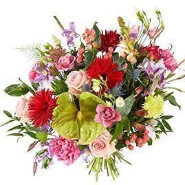 Bouquet de fleurs Bouquet Good vibe; excl. vase