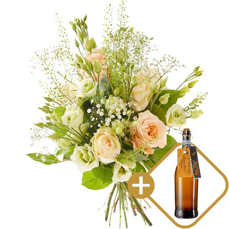 Bouquet de fleurs Bouquet: Bruisend en prosecco.