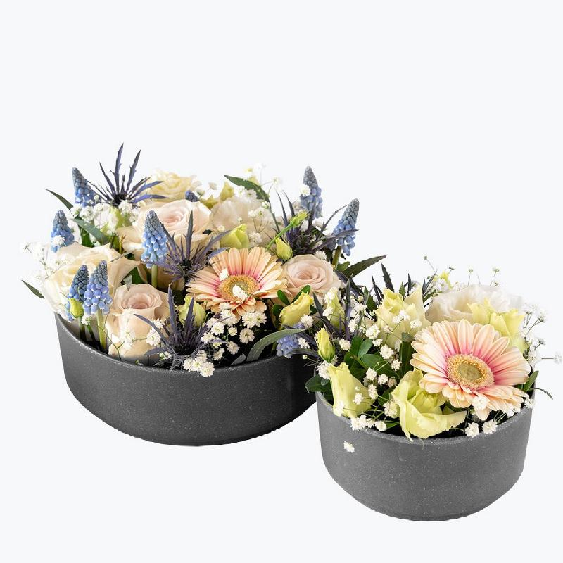 Bouquet de fleurs Winter Happiness Duo