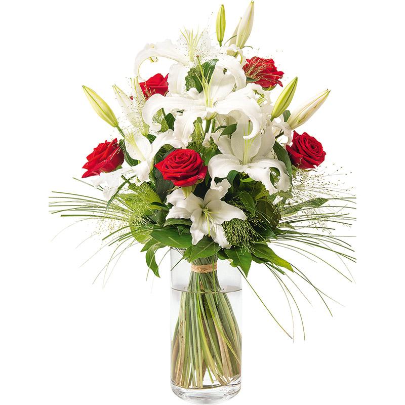 Fleurs – Livraison de bouquets de fleurs à domicile   Interflora f4e870fe2e5