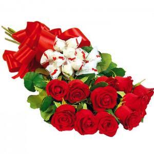 Bouquet de fleurs Thank you for being