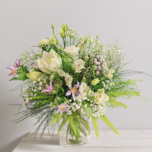Bouquet de fleurs Chamrousse
