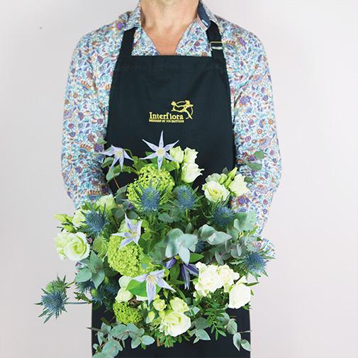 Bouquet de fleurs Fragrance d'hiver