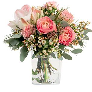 Fleurs de saison envoi de bouquet de fleurs de saison for Fleurs amaryllis bouquet