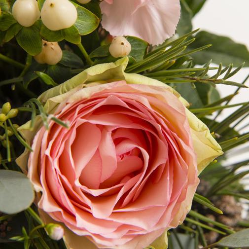 Bouquet de fleurs Saint-Gervais