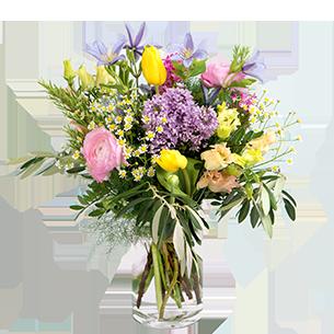 Bouquet de fleurs Eclosion de senteurs