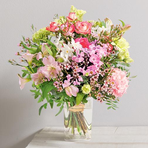 Bouquet de fleurs Fauvette