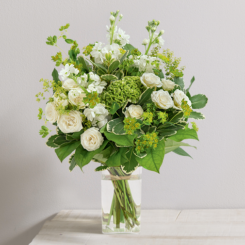 Bouquet de fleurs Chachacha