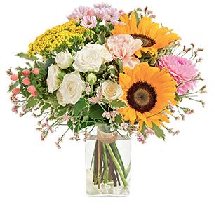 Fleurs livraison de bouquets de fleurs domicile for Bouquet de fleurs humour