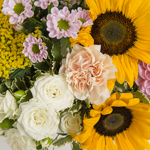 Bouquet de fleurs Mambo