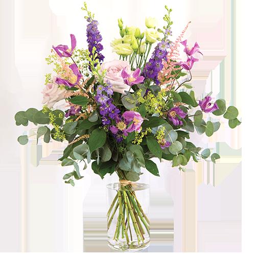Bouquet de fleurs Parfum de printemps