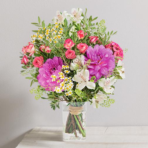 Bouquet de fleurs Tango