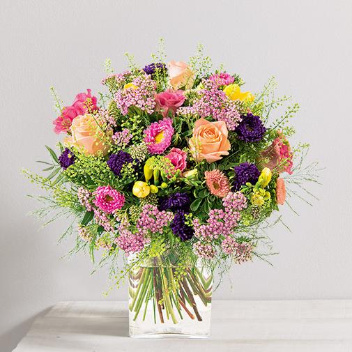 Bouquet de fleurs Enchantement