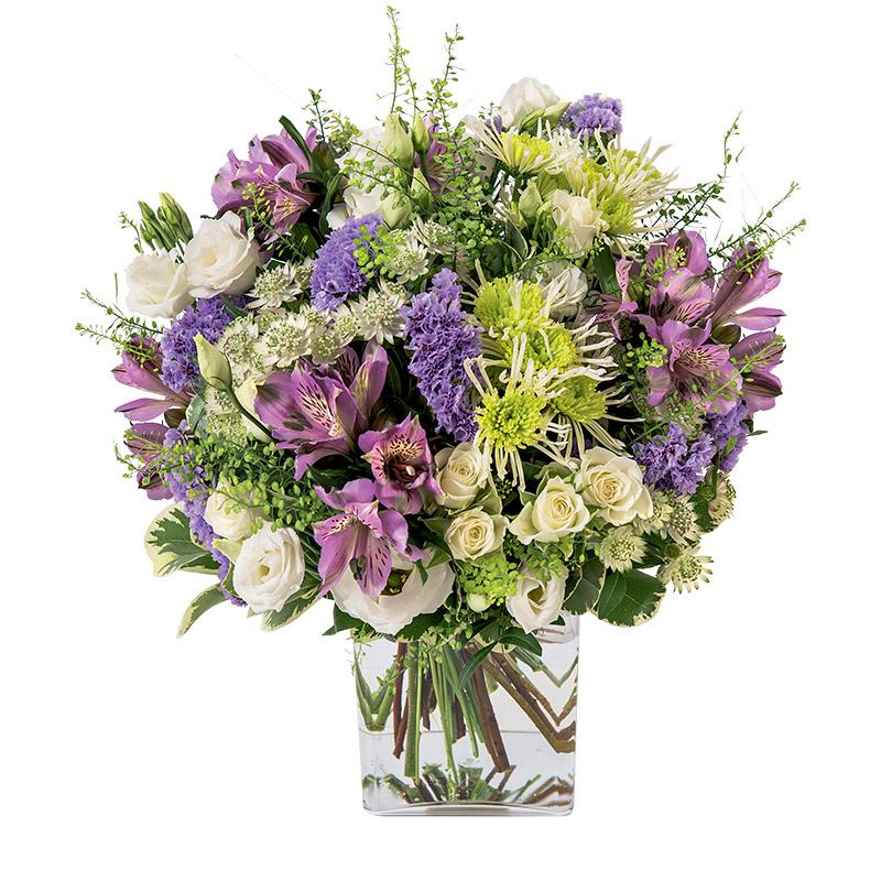 bouquet de fleurs estivales et ses tons multicolores interflora. Black Bedroom Furniture Sets. Home Design Ideas