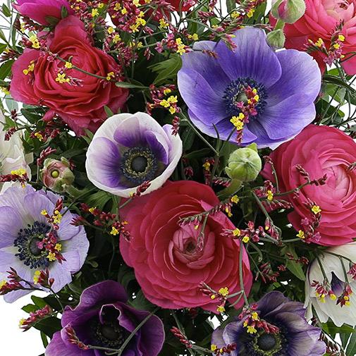 Bouquet de fleurs Altaï
