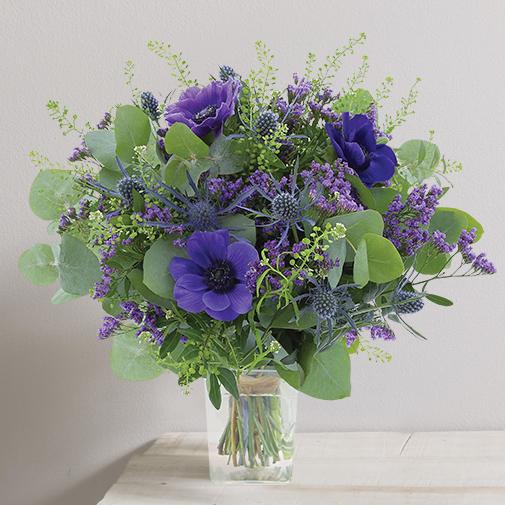 Bouquet de fleurs Lena