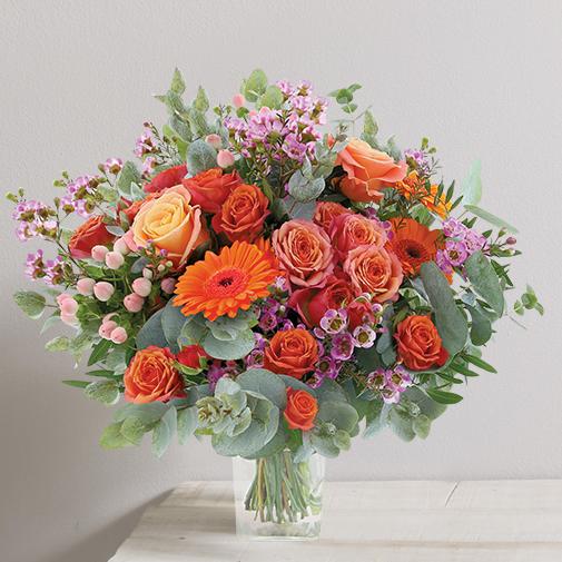Bouquet de fleurs Oural