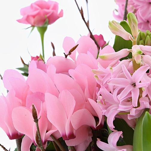 Composition florale Tsarine