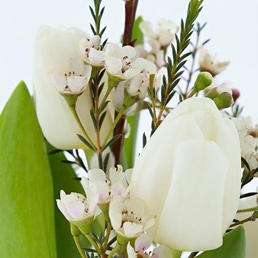 Composition florale Volga