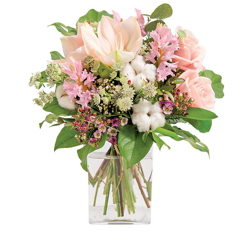 Bouquet De Fleurs Polaire Interflora