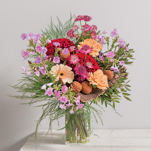 Bouquet de fleurs Sarriette