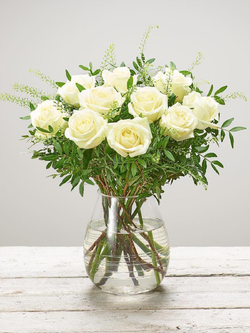 Bouquet de fleurs CHALKY CHARM