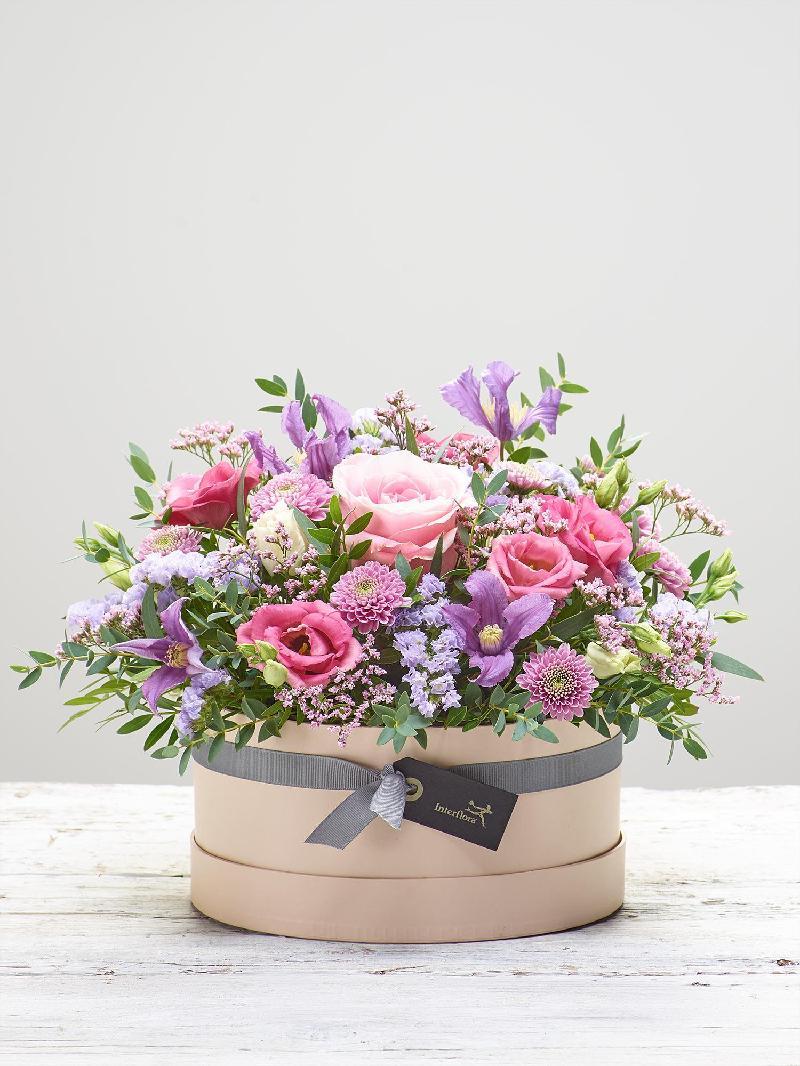 Bouquet de fleurs FLIRTY FUCHSIA