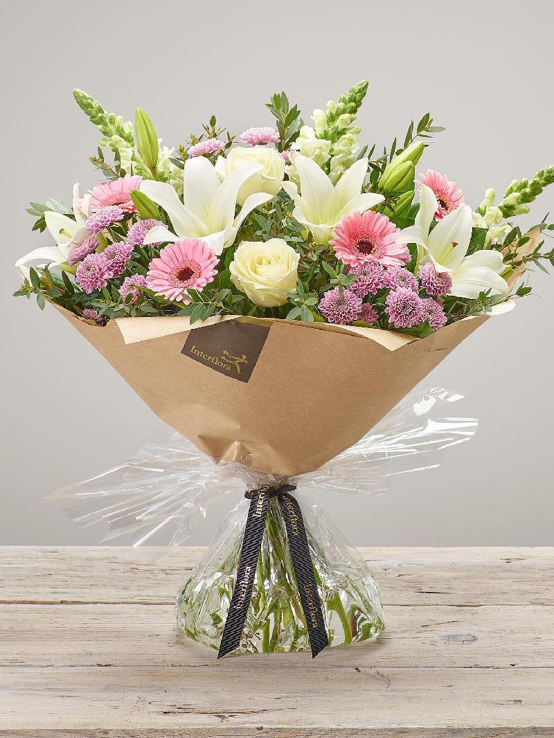 LARGE PURE PASTELS HAND-TIED