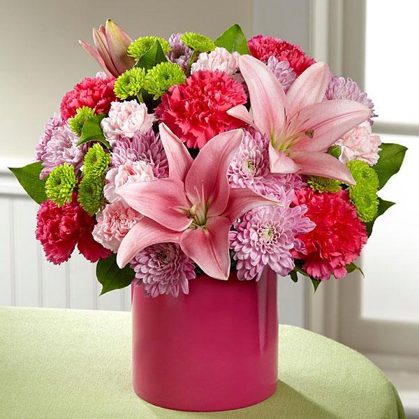 Bouquet de fleurs The FTD® Sweetness & Light™ Bouquet