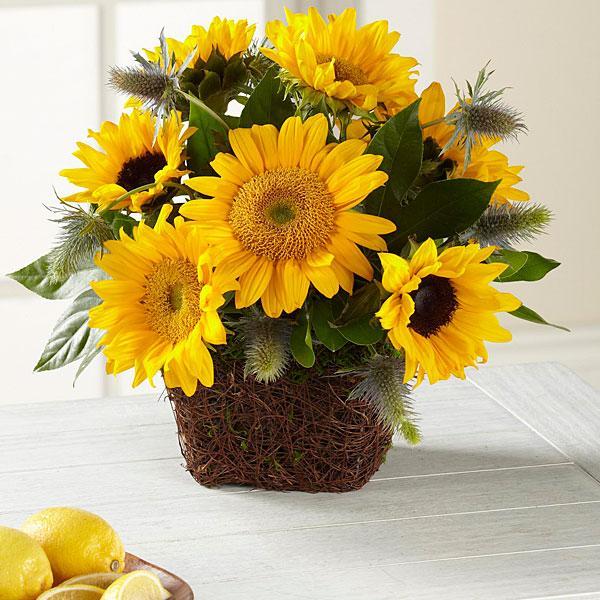 Bouquet de fleurs The Perfect Sun Bouquet
