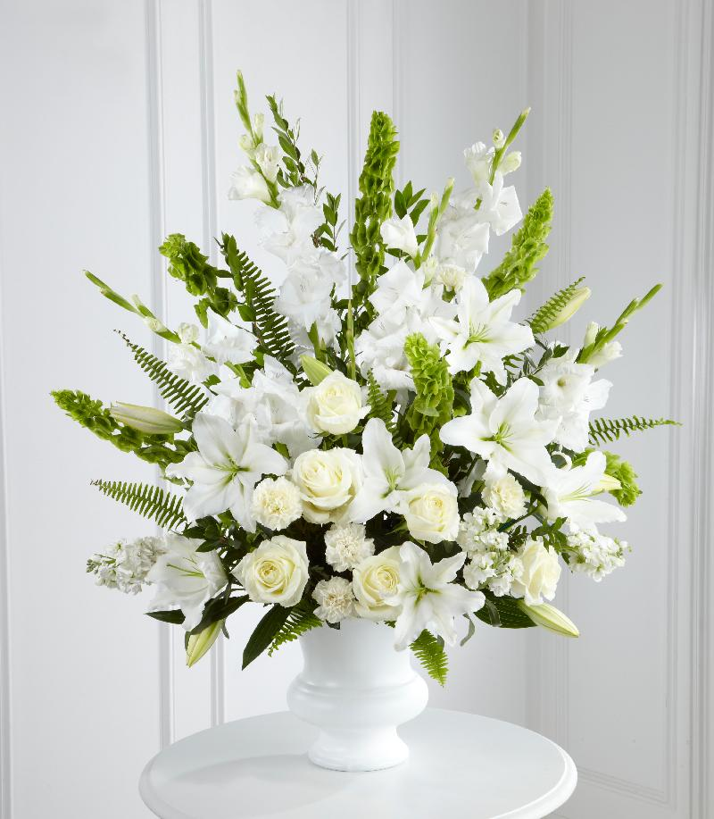 Bouquet de fleurs The FTD® Morning Stars™ Arrangement