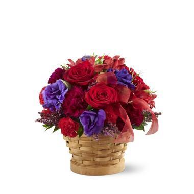 Bouquet de fleurs Basket of Dreams