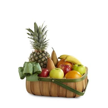 Bouquet de fleurs Thoughtful Gesture Fruit Basket