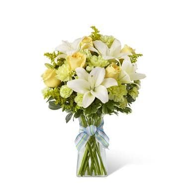 Bouquet de fleurs Boy Oh Boy