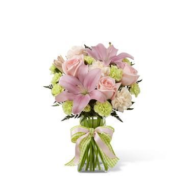 Bouquet de fleurs Girl Power