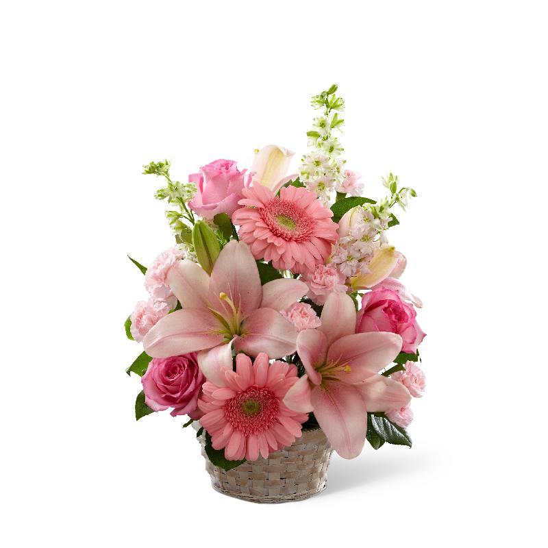 Bouquet de fleurs S17-4989 - The FTD® Whispering Love™ Arrangement