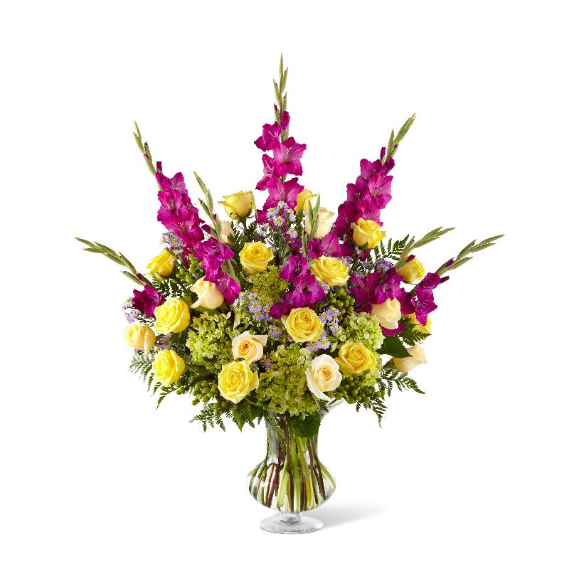 Bouquet de fleurs S33-5023 - The FTD® Loveliness™ Arrangement