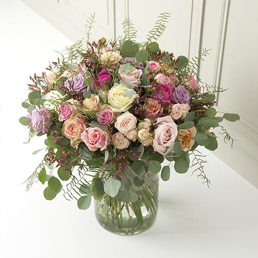 Bouquet de fleurs Charme absolu