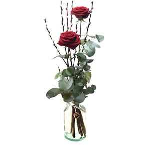 Bouquet de fleurs Duo d'amour Code Promo
