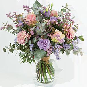 Bouquet de fleurs Agathe Remerciements