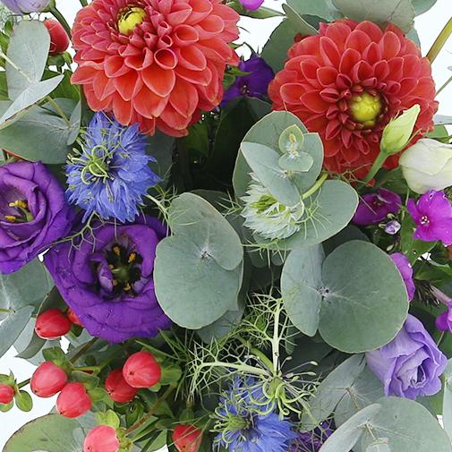 Bouquet de fleurs Ariel
