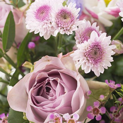 Bouquet de fleurs Ballerine