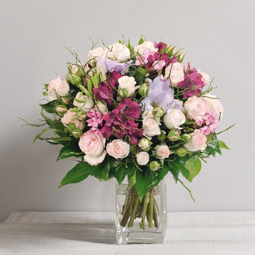 Bouquet de fleurs Cachemire