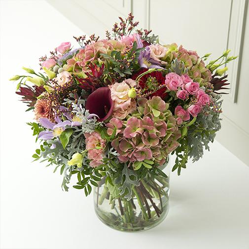 Bouquet de fleurs Clé des songes
