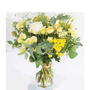 Bouquet de fleurs Cristal Mariage